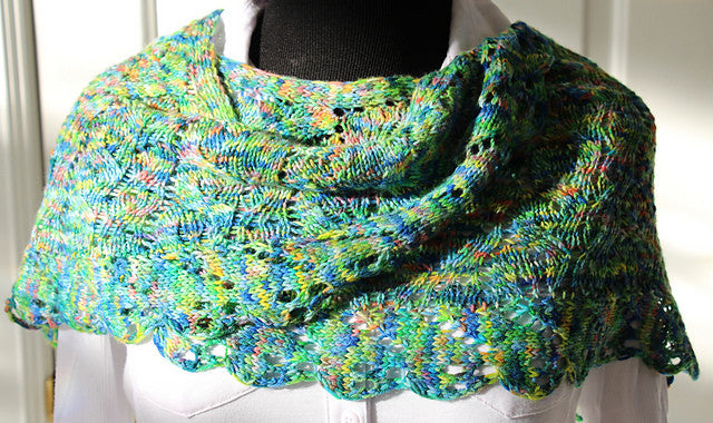 Serendipity Wrap Pattern