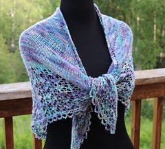 Summer Dreams Shawl Pattern