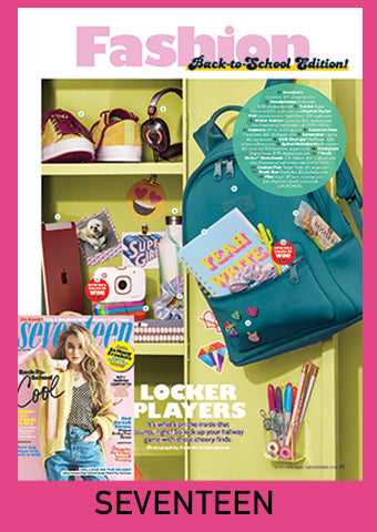 Seventeen Magazine Back-to-School