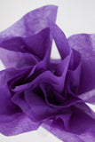 Bright Purple Tissue Paper 24 Sheets - 20 inch x 30 inch