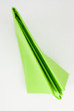 lime green tissue paper sheets