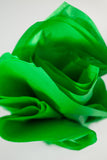 emerald green tissue paper sheets