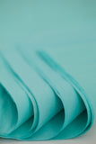 aqua blue tissue paper sheets