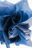 navy blue tissue sheets