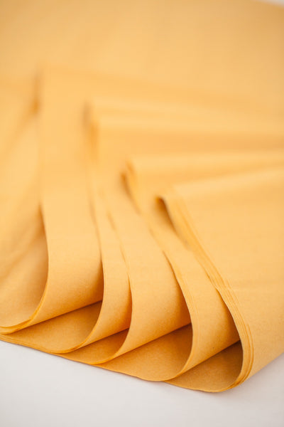 harvest gold tissue paper sheets bulk