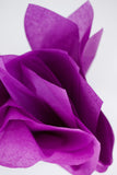 Purple Orchid Tissue Paper 24 Sheets - 20 inch x 30 inch