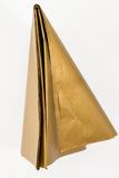 two sided gold tissue paper
