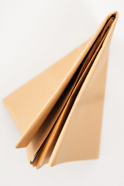 Recycled Kraft Tissue Paper 24 Sheets - 20 inch x 30 inch