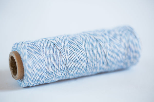 light blue bakers twine