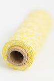 yellow bakers twine 4 ply