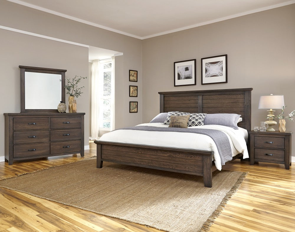 cassell park collection by vaughan bassett r home furniture. Black Bedroom Furniture Sets. Home Design Ideas