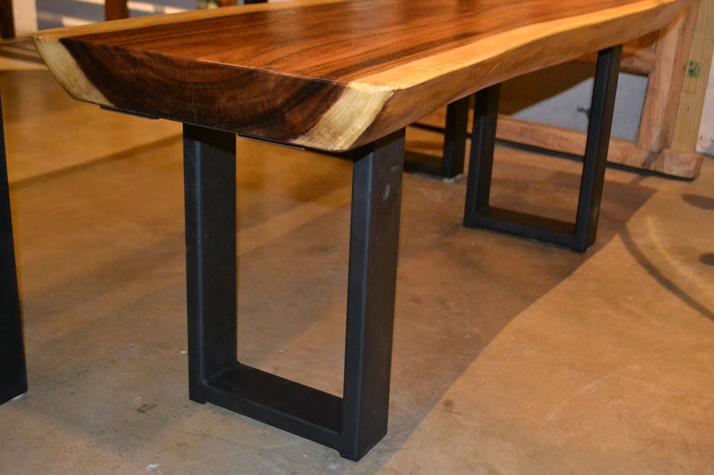 custom restaurant table top bench alexandria va