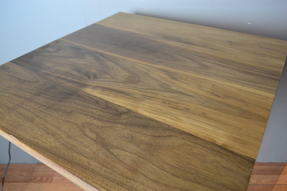 custom walnut table washington dc