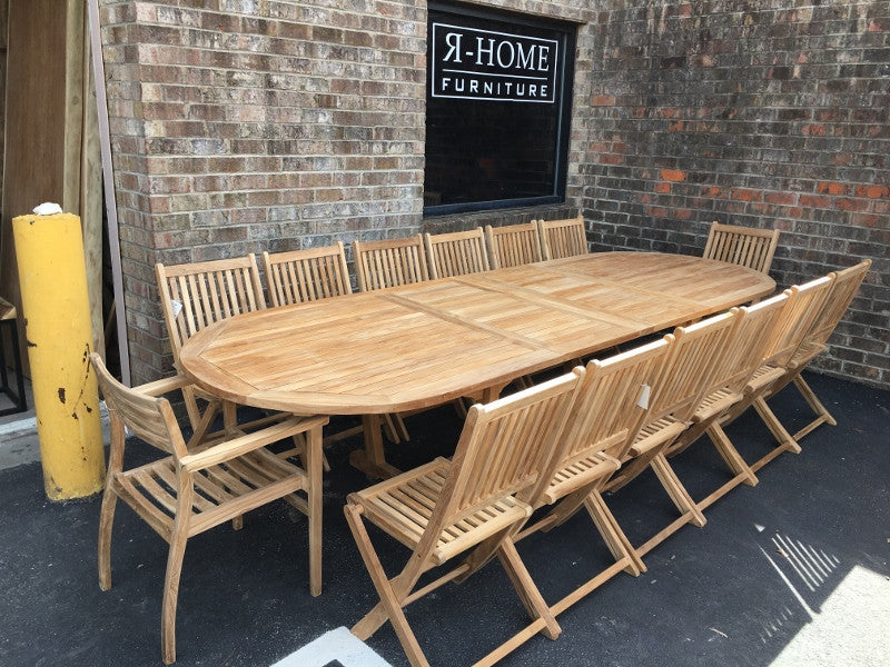 Solid Teak Wood Teak Outdoor Furniture Sale Fairfax Va