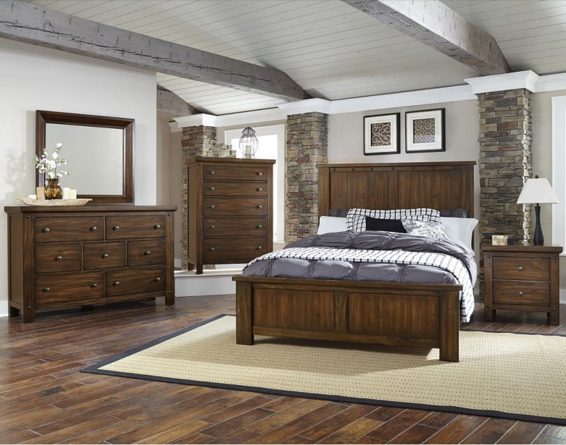 Collaboration Collection by Vaughan-Bassett – R-Home Furniture