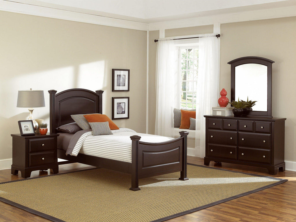 Vaughan Bassett Hamilton Franklin Bed Furniture