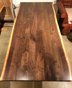 custom live edge furniture mclean va