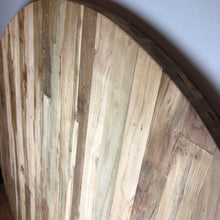 Reclaimed Teak Round Table Top 59""