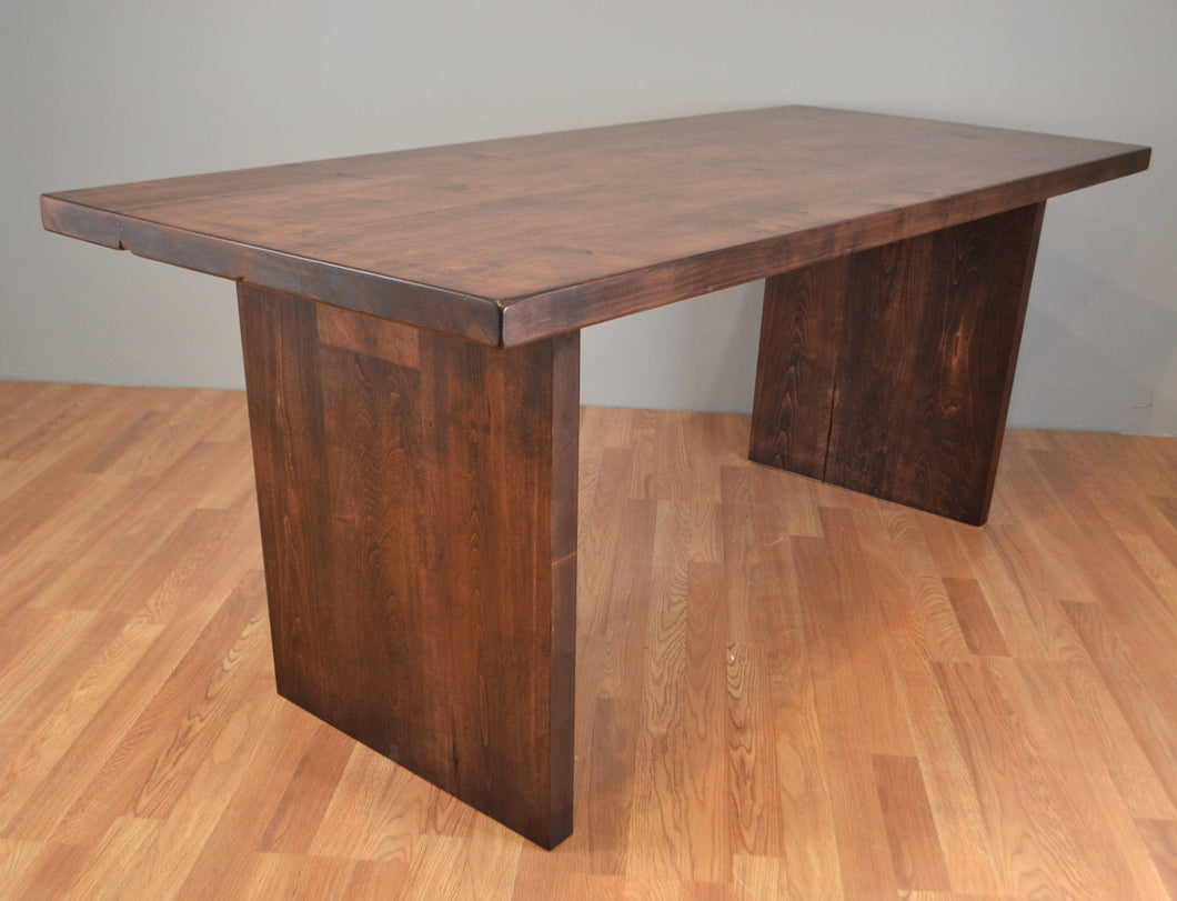 Custom Solid Wood Table northern va
