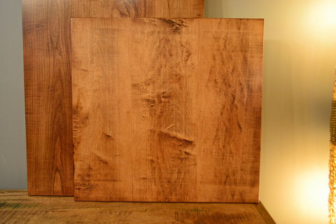 Maple Wood In Brown Mahogany Finish R Home Furniture
