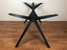 Mantis metal dining table base