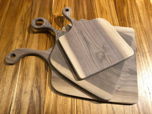 Walnut wood cutting boards Natural