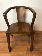 Urbana Mid Century Modern Dining Chair with Finishing