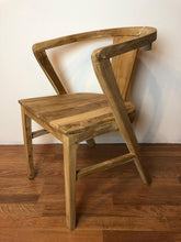 Urbana Mid Century Modern Dining Chair Unfinished