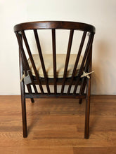 McKay Mid Century Modern Dining Chair with Finishing + cushion