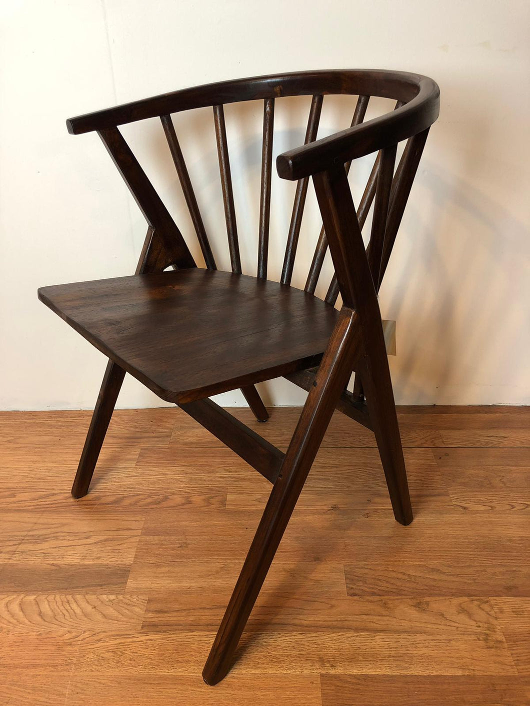 McKay Mid Century Modern Dining Chair with Finishing