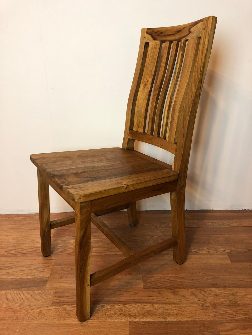 Whu Dining Chair with Finishing
