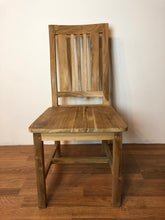 Whu Dining Chair, Unfinished