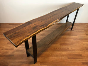 live edge furniture ideas