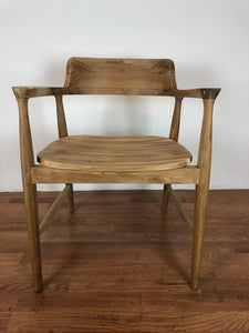Hemming Dining Arm Chair Unfinished