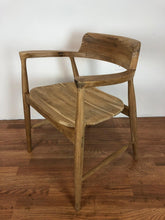 Austin Dining Arm Chair Unfinished