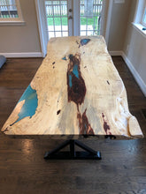 custom live edge furniture arlington va