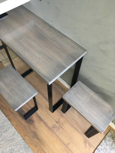 Solid Wood Cafe Tables