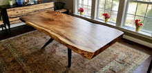 Live Edge Wood Furniture & Decorating Ideas for Home