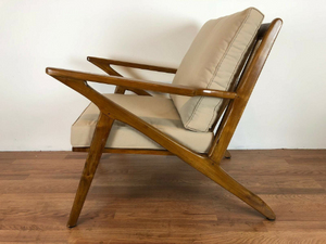 Mid Century Teak Lounge Chair