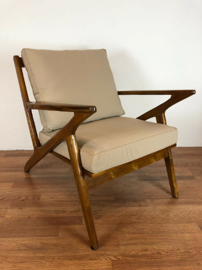 midcentury modern lounge chair