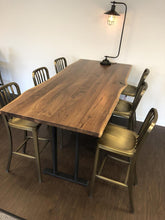 custom live edge furniture store arlington va