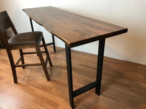 custom live edge furniture washington dc