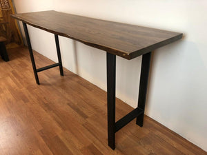 custom live edge furniture dc