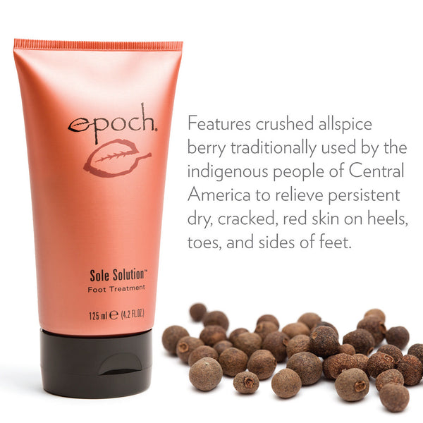 EPOCH® SOLE SOLUTION® FOOT TREATMENT