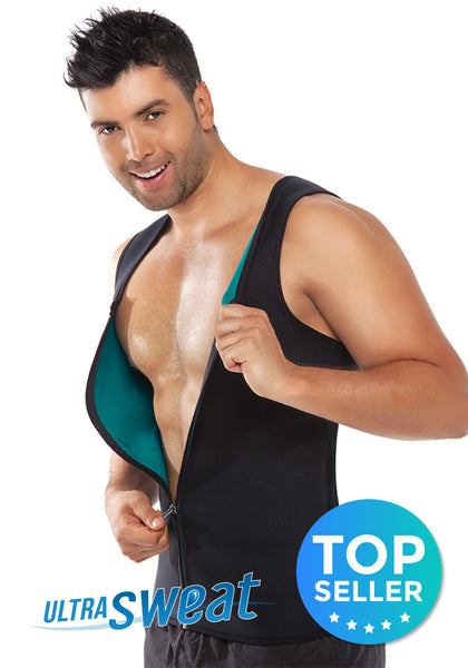 8001 - Men's Ultra Sweat Workout Vest - SALE!