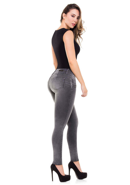 ALICE - Colombian Push Up Jeans Butt Lifter Fajas Levanta Cola Jean Fajate Virtual Sensuality