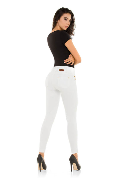 CECILY - Colombian Push Up Jeans Butt Lifter Fajas Levanta Cola Jean Fajate Virtual Sensuality