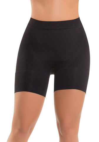 1502 - Seamless Instant Definition Butt-Lifting Thermal Shorts
