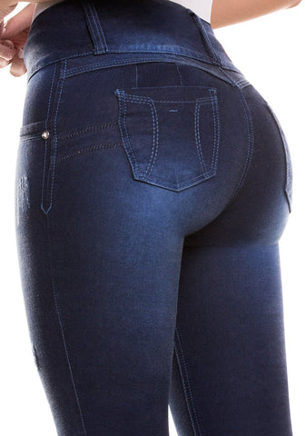 LISBETH - Colombian Push Up Jeans by Bonita Bella