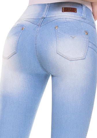 MADIE - Push Up Jeans by Bonita Bella
